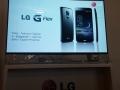 Præsentation på kurvet LG OLED-tv