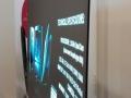 Kurvet OLED-TV