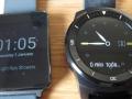 Inaktiv skærm på G Watch og G Watch R