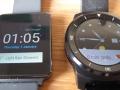Aktiv skærm på G Watch og G Watch R