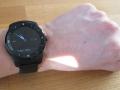 G Watch R på armen