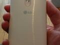 Bagsiden af LG G3 i hvid