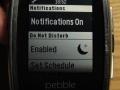 Notifikations-indstillinger - del 1