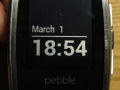 Indbygget watchface
