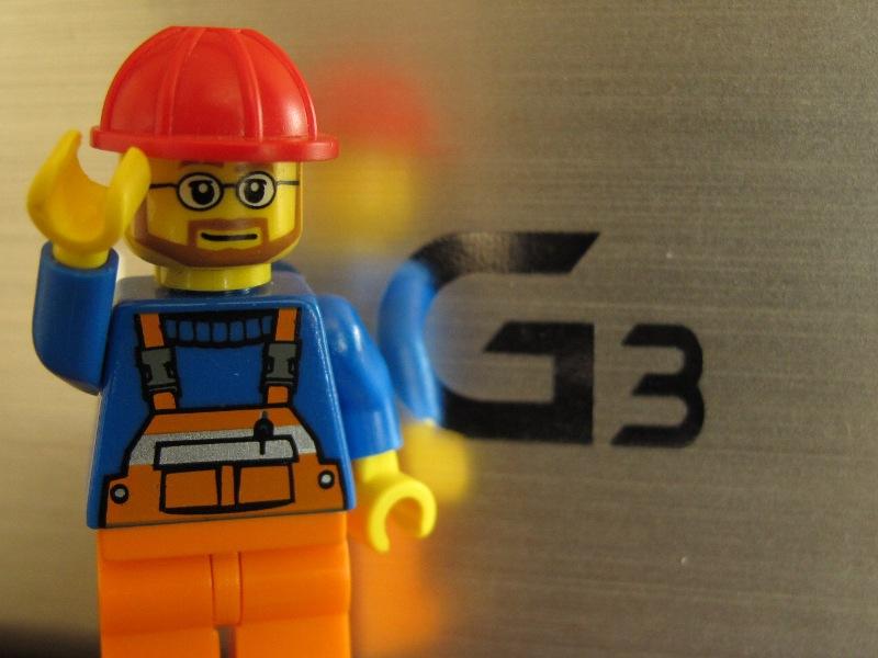Lego-dude