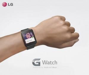 LG G Watch Pressefoto