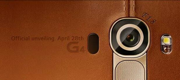 LG G4 Læder