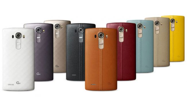LG G4 - alle udgaver