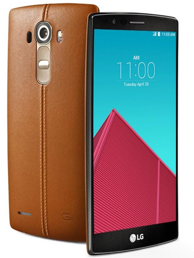LG G4 læk - forfra